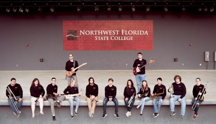 NWF State College Jazz Band 2018