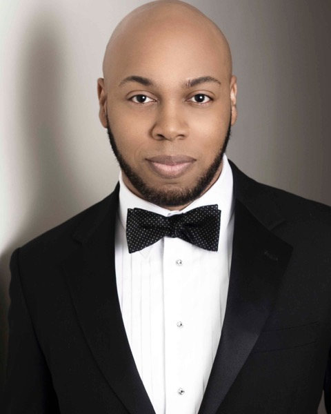 Roderick George, NFSO Guest Concert Soloist for Mozart's Requiem and Stars of Tomorrow