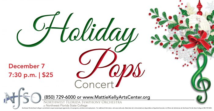 NFSO Holiday Pops 2018