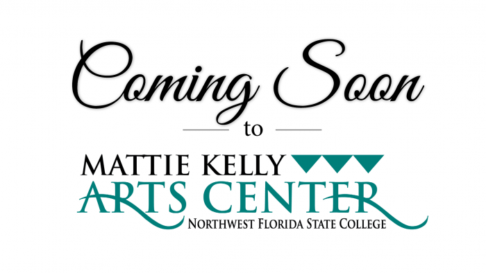 Coming Soon to the Mattie Kelly Arts Center