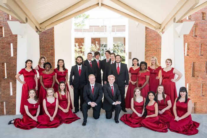 NWF State College Madrigal Singers 2018
