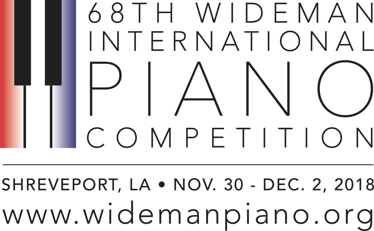 Wideman International Piano Competition Winner
