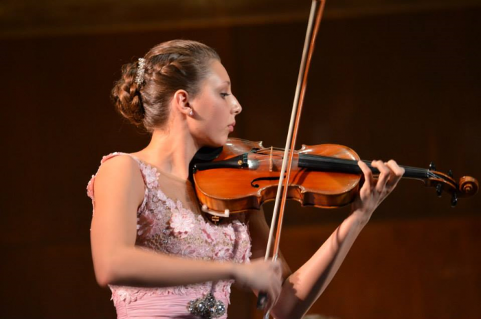 Youth Concerto Competition Contestant