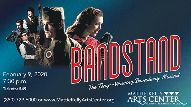 Bandstand: The Tony Award Winning Musical