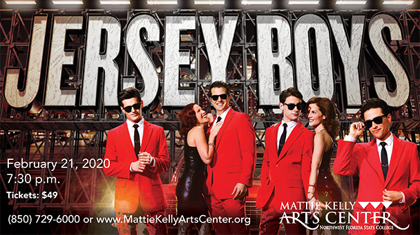Jersey Boys Broadway Musical