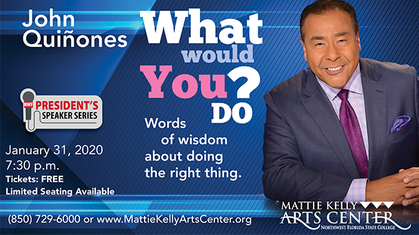 John Quinones of What Would You Do?