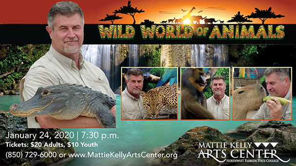 Wild World Animals starring Grant Kemmerer & Friends